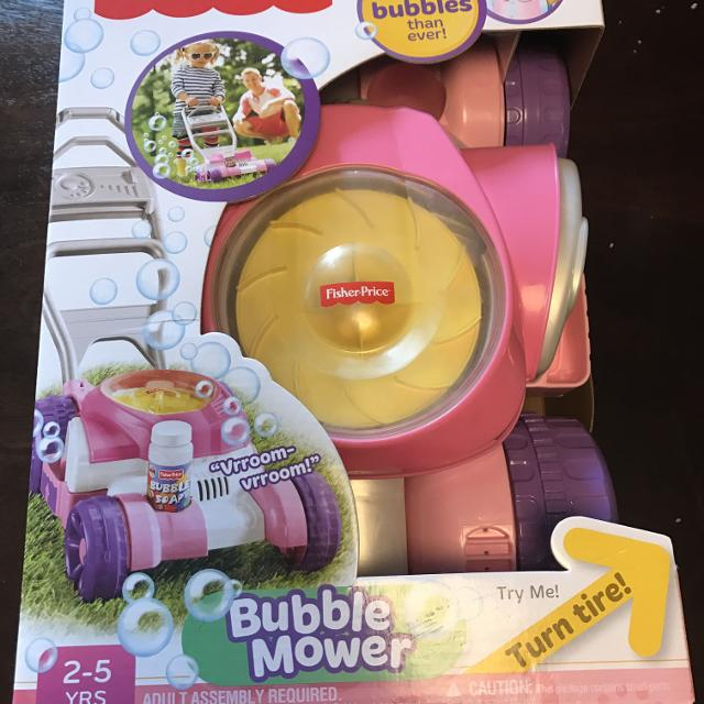 Find More Brand New In Package Pink Bubble Mower For Sale At Up To