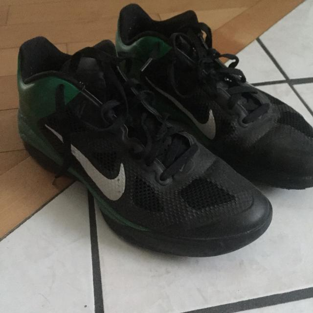 reputable site cc09c 8f0a2 Best Green And Black Nike Hyperfuse Low Top Basketball Shoes for sale in  Markham, Ontario for 2019