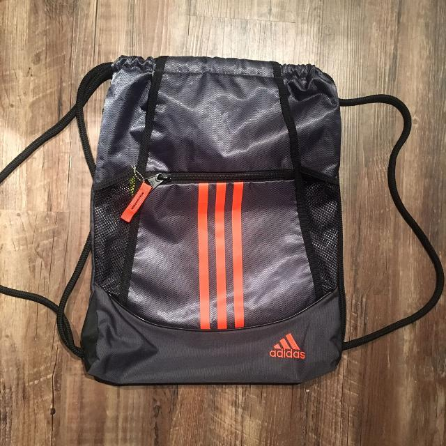 Best Adidas Drawstring Bag for sale in Yorkville a4b3ba2122137