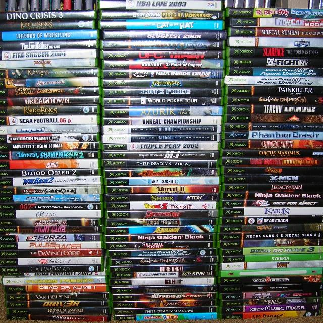 Old Xbox 360 Games : Best some xbox games original for sale