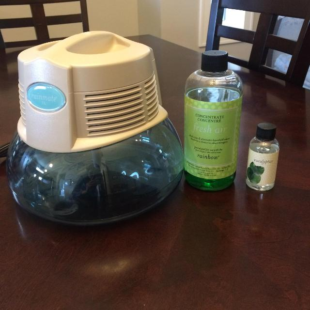 Find More Rainbow Rainmate 1l Air Purifier For Sale At Up To 90 Off