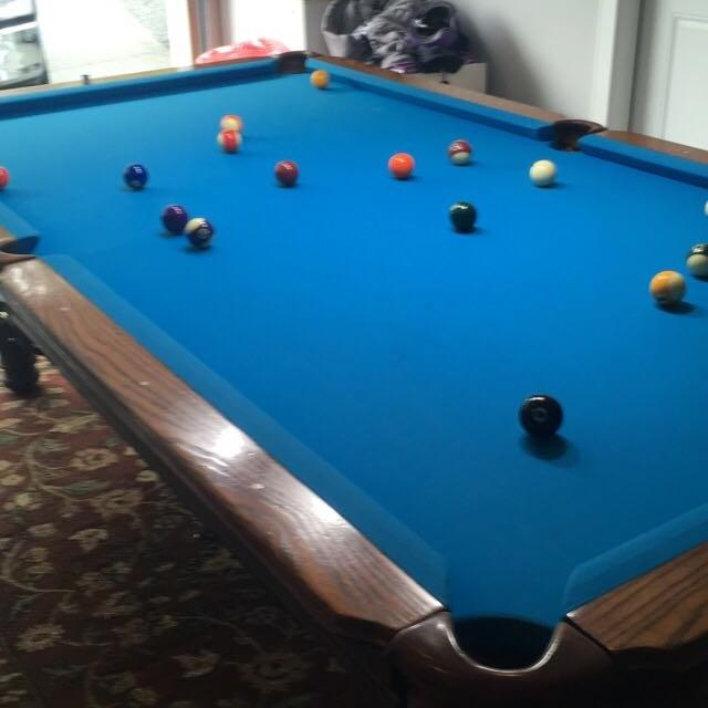 Best American Made Connelly Pool Table For Sale In Nanaimo British - Connelly billiard table