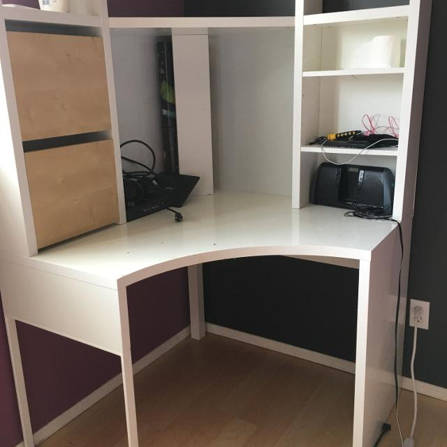 Find more ikea micke desk for sale at up to 90 off for Ikea scrivania micke