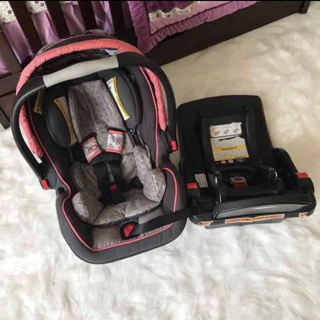Find more Graco Click Connect 40 Emma Car Seat for sale at up to 90% off bc71dbd25