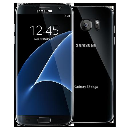Used, Samsung galaxy s7 edge 32gb - black onyx for sale  Canada