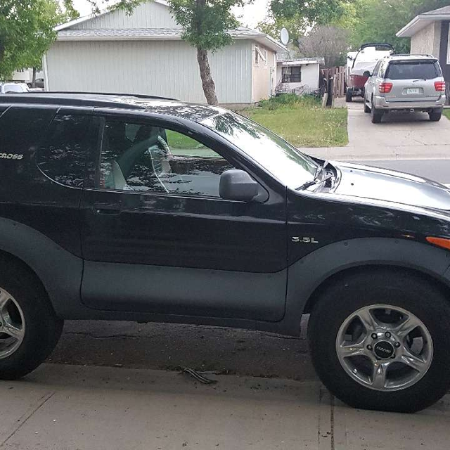 best 1999 isuzu vehicross for sale in regina, saskatchewan for 2019