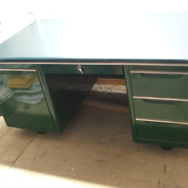 Vintage Tanker Desk Price Drop