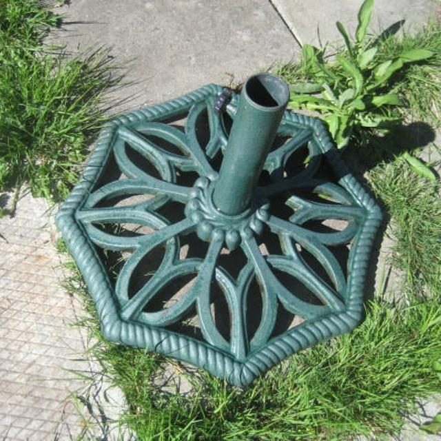 Find More Cast Iron Patio Umbrella Stand Base For Sale At Up To 90 Off