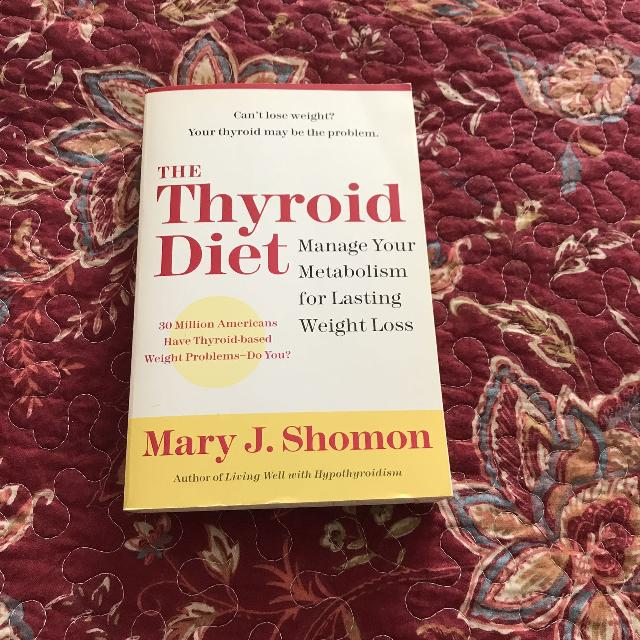 Thyroid Diet Book