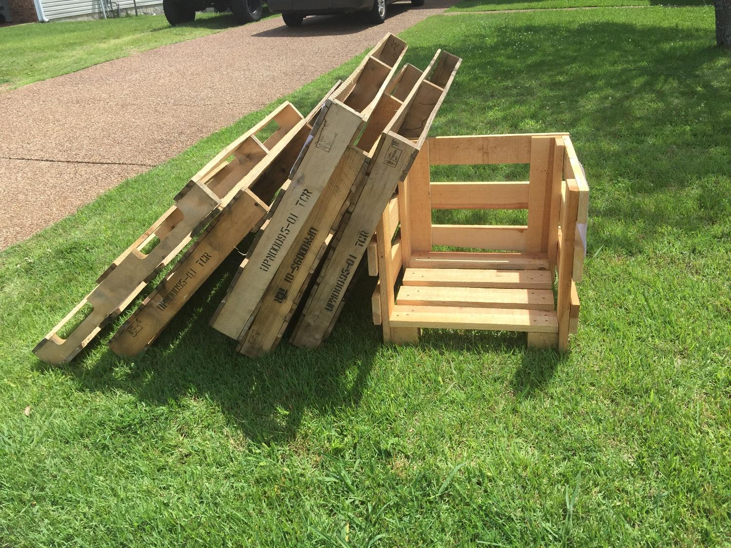 Find more Free Wood Pallets for sale at up to 90% off ...