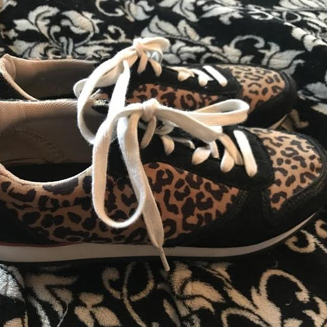 b41ef4fca67f Best Mossimo Leopard Print Tennis Shoes for sale in Mobile