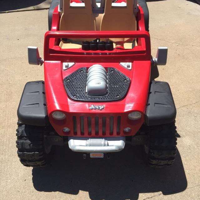Find More Power Wheels Jeep Hurricane For Sale At Up To 90 Off