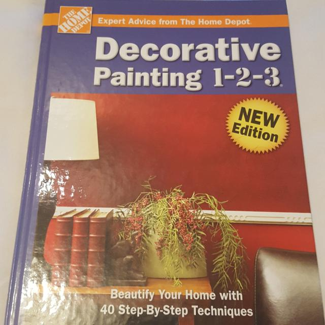 Home Depot Book