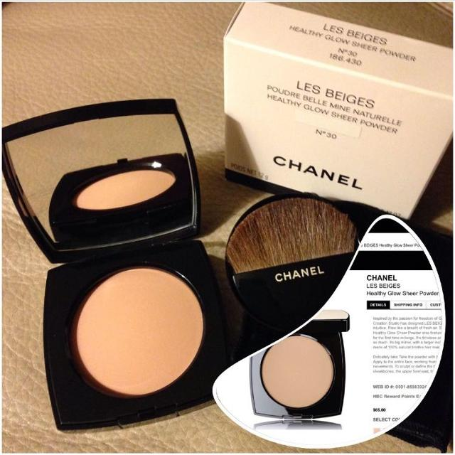 Best Bnib - Chanel Les Beiges Healthy Glow Sheer Powder for sale in  Stouffville, Ontario for 2021