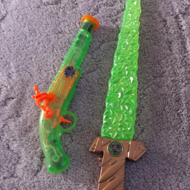 Find More Disney S Pirates Of The Caribbean Toy Gun And