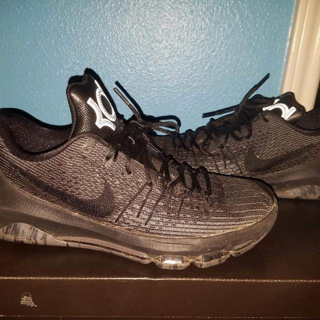 save off c437f bbb86 Kevin Durant 8 size 12 shoes
