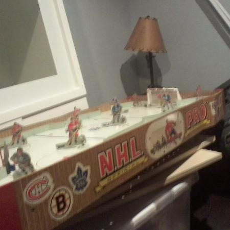 1950  table top hockey game for sale  Canada