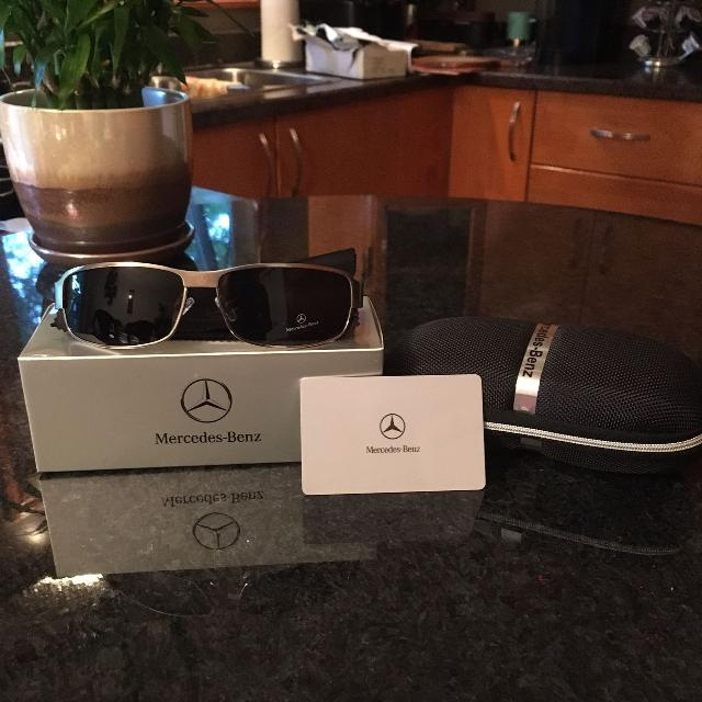 a1ec7832330 Find more New Mercedes Benz Sunglasses for sale at up to 90% off