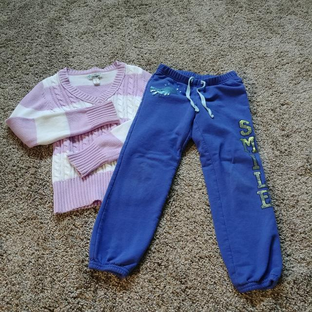 6e727f917a Find more Old Navy Girls Sweater   Jogging Pants! for sale at up to ...