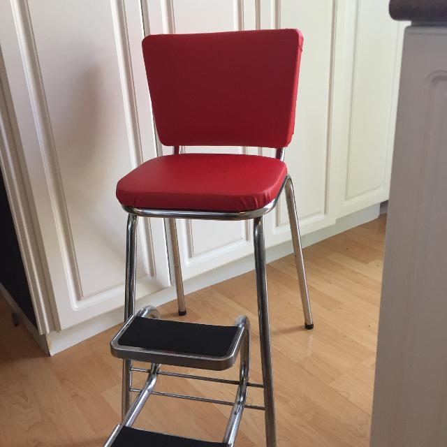 Find More Vintage Step Stool Chair For Sale At Up To 90 Off