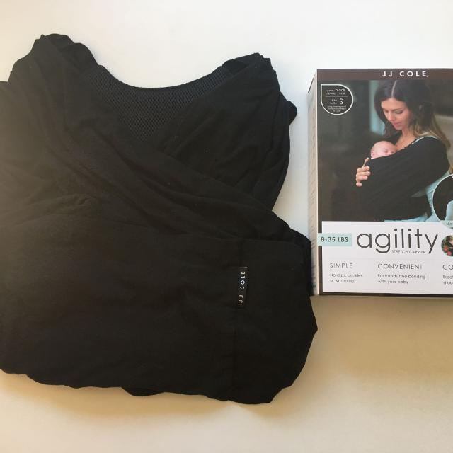d6fb21da8e0 Find more Jj Cole Agility Stretch Baby Carrier for sale at up to 90% off