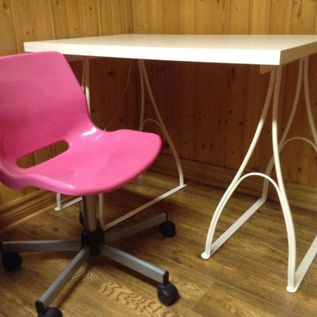 Find More Table Et Chaise De Bureau Ikea For Sale At Up To 90 Off