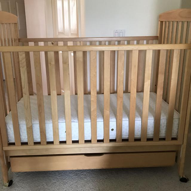 Custom Nursery Furniture Solid Maple By Morigeau Lepine