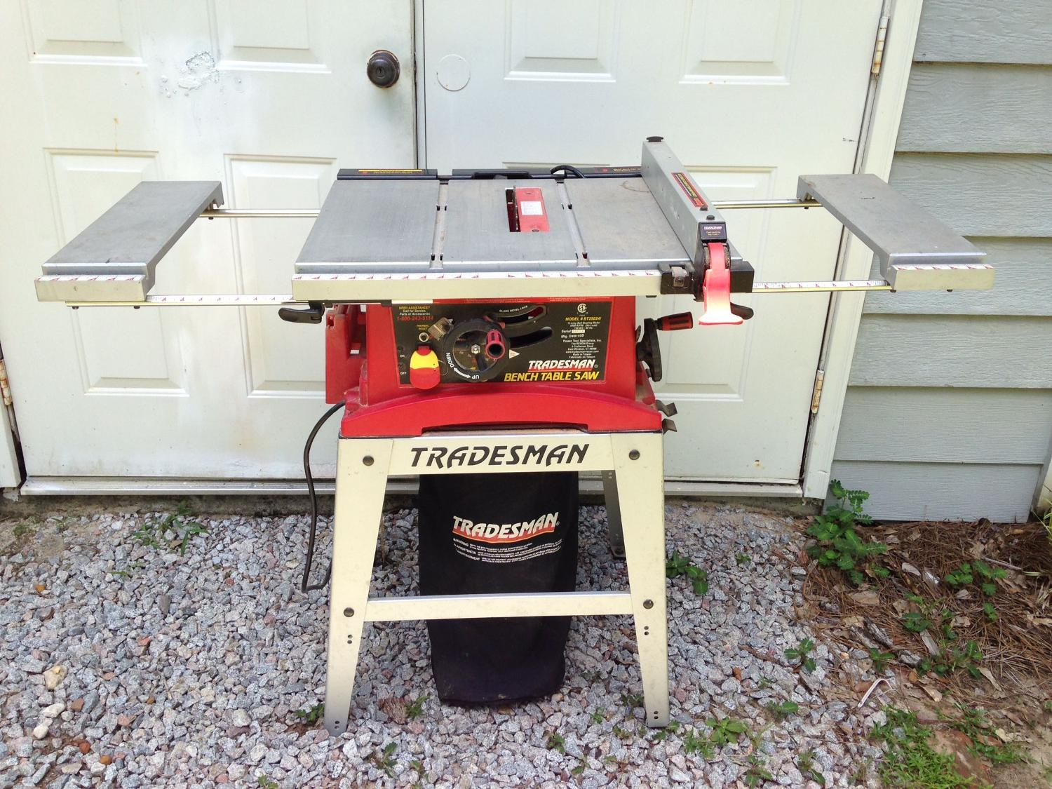 Find more Tradesman Table Saw for sale at up to 90% off