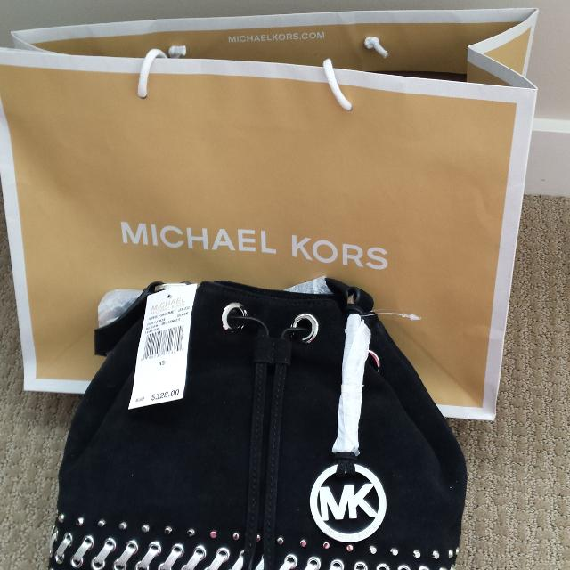 Find more Authentic New Never Used Michael Kors Hippie Grommet ... a8f35fc181695
