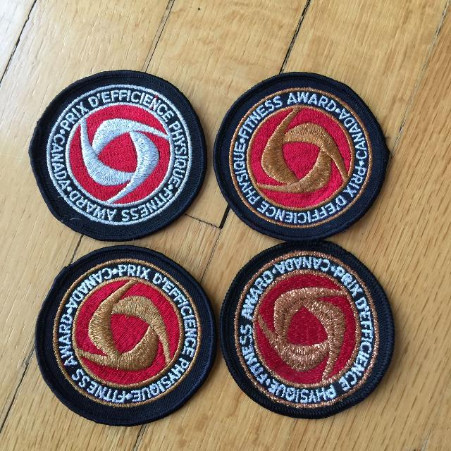 Best mid s canadian participaction fitness badges
