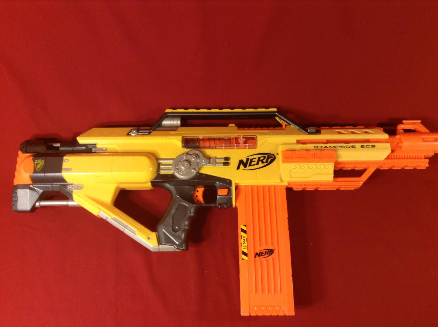 Best Nerf Stampede Ecs For Sale In Lafayette Tennessee