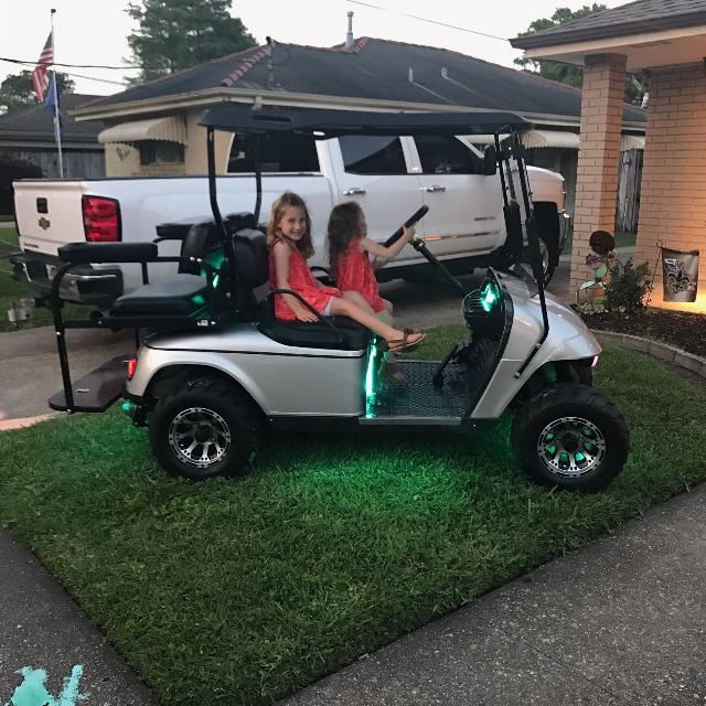 Best 2012 Gas Powered Ez Go Golf Cart For Sale In Metairie Louisiana For 2020