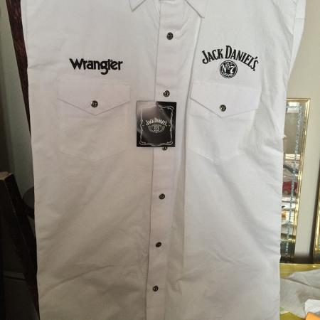 REDUCED Men's Wrangler Jack Daniels... for sale  Canada