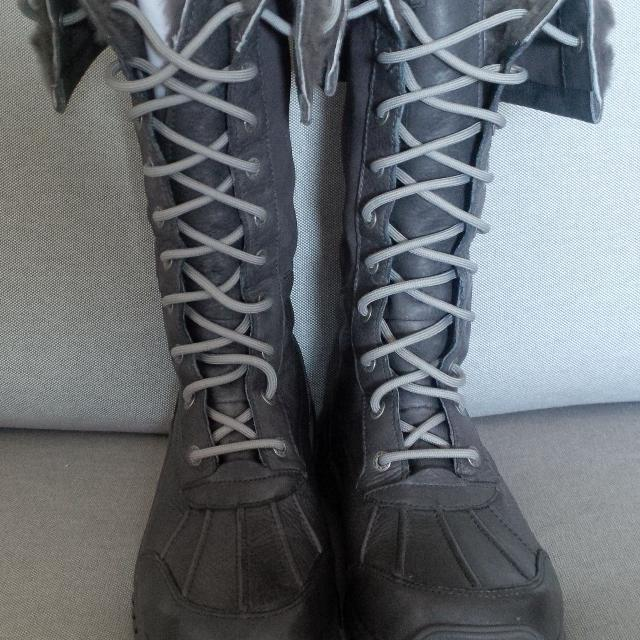 7dad5c3b3c3 *Price Drop* - UGG Adirondack Tall Winter Boots in Grey - NWOT - size 9.5 -  $150 Firm on price