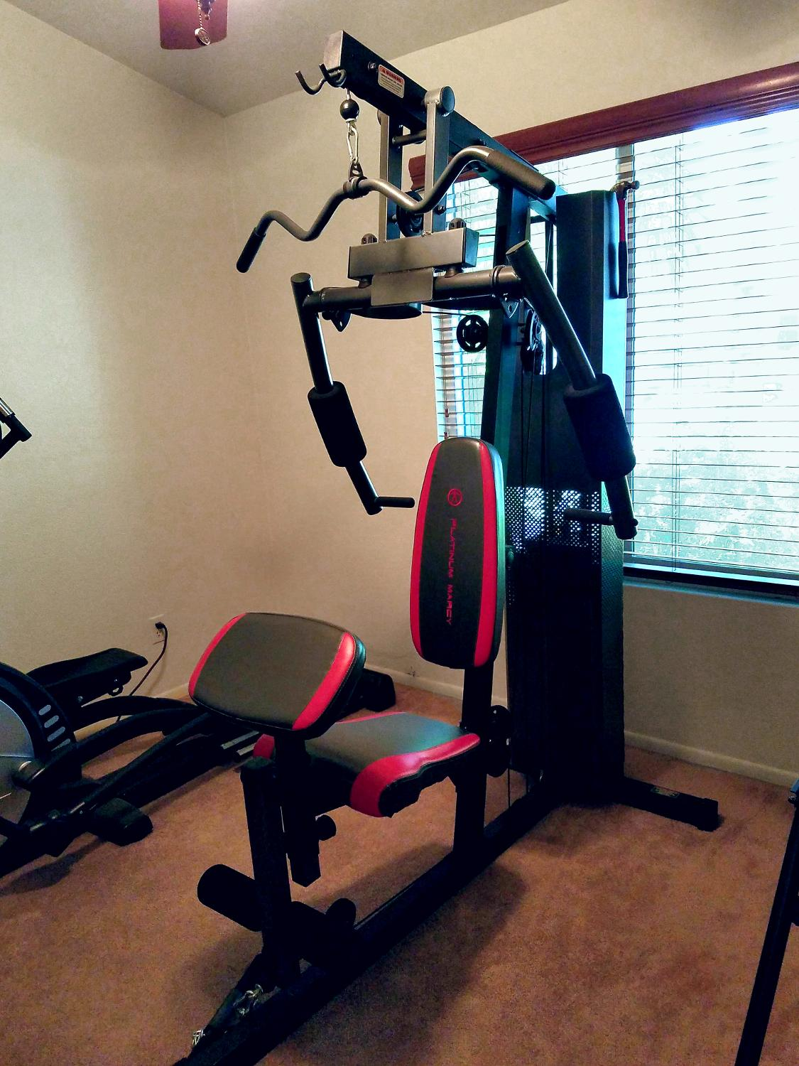 Best impex platinum marcy pm home gym for sale in
