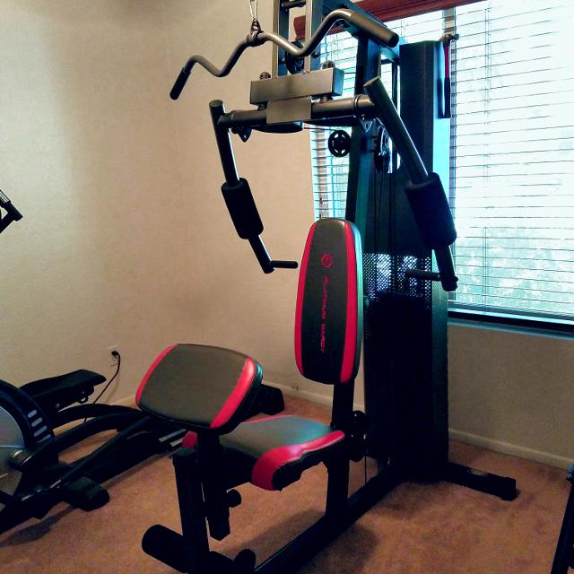 Best impex platinum marcy pm 3200 home gym for sale in gilbert