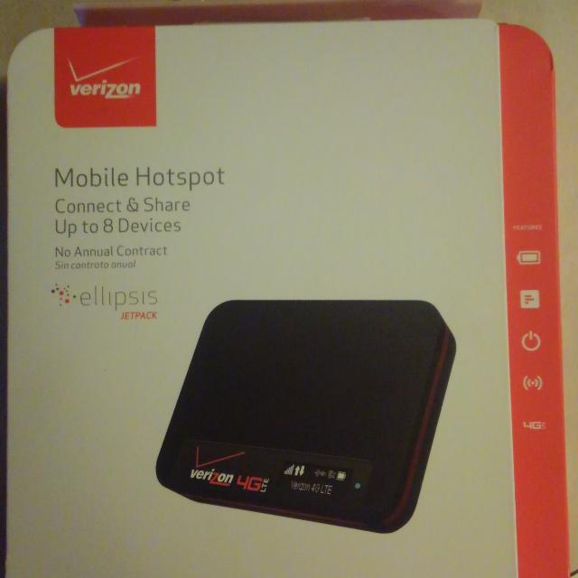 Verizon ellipsis jetpack mobile hotspot
