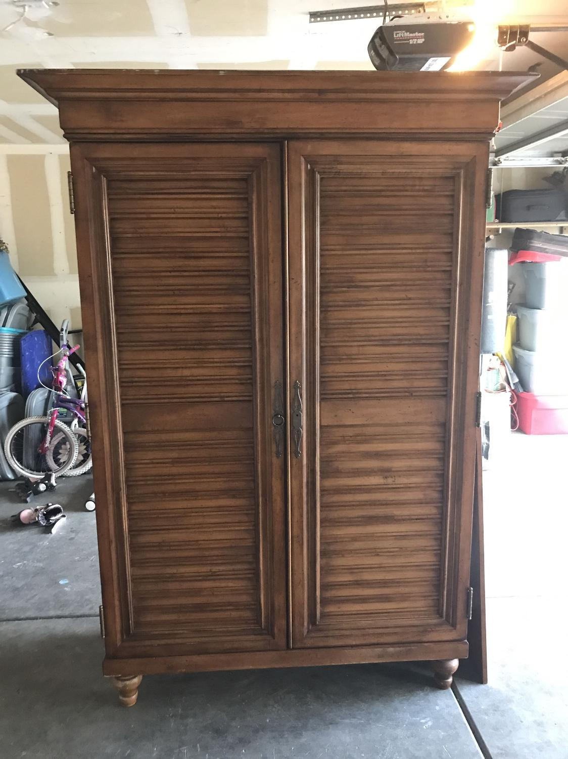 Best Tommy Bahama Conch Cottage Armoire for sale in Las ...
