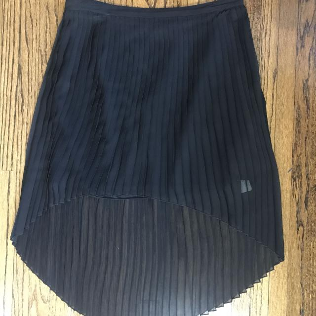 2ce3f94e9a63 Best Zara Black Pleated Short To Long Skirt for sale in Brockton Village,  Ontario for 2019