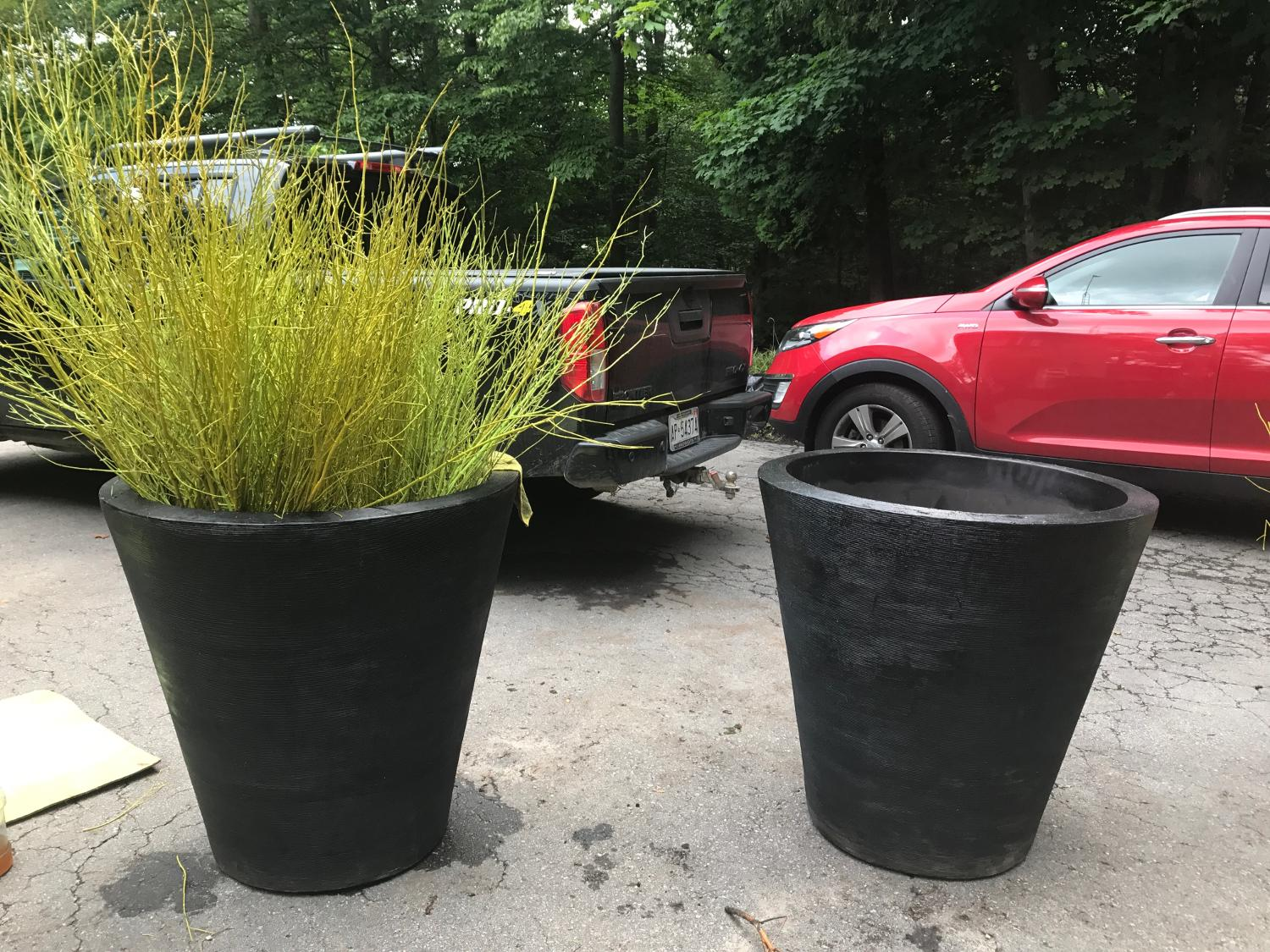 Best Large Outdoor Planters For Sale In Oshawa Ontario