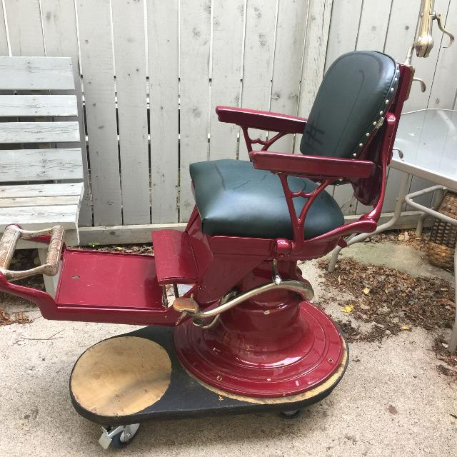 Antique Dentist Chair - Best Antique Dentist Chair For Sale In Calgary, Alberta For 2018