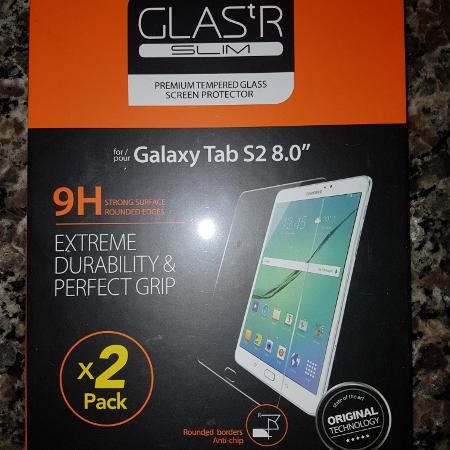"""Galaxy Tab S2 8.0"""" Tempered Glass... for sale  Canada"""