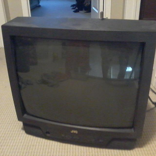 Jvc tube tv need gone asap by tonight