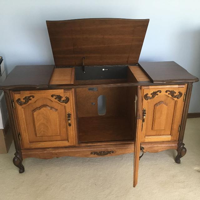 Vintage stereo cabinet - Find More Vintage Stereo Cabinet For Sale At Up To 90% Off
