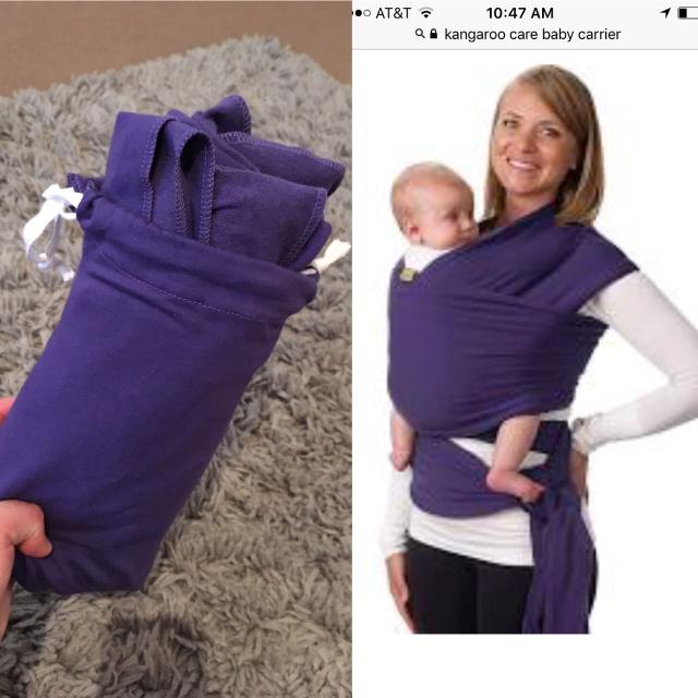 e7a81ee74ab Best Kangaroo Care Baby Wrap for sale in Mobile