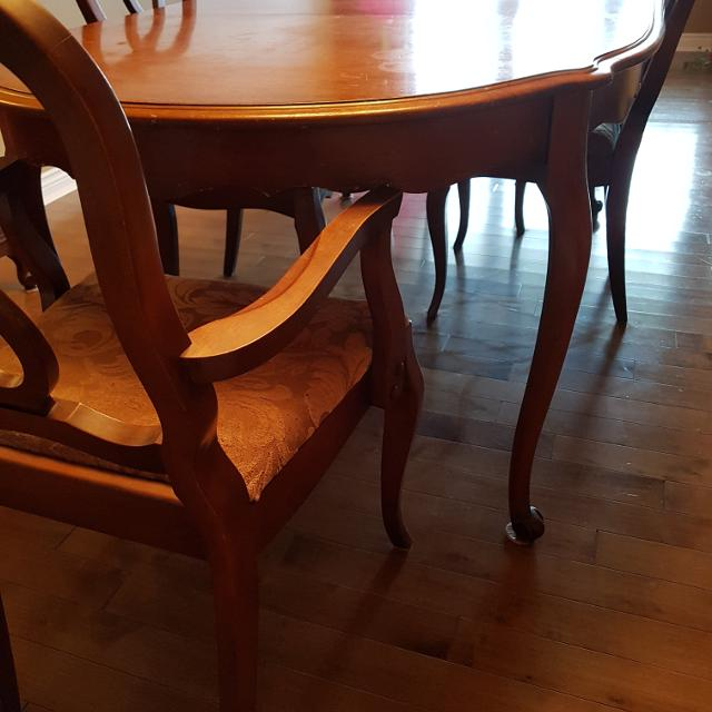 Best 50s Dining Room Table And Chairs For Sale In Barrie Ontario 2019