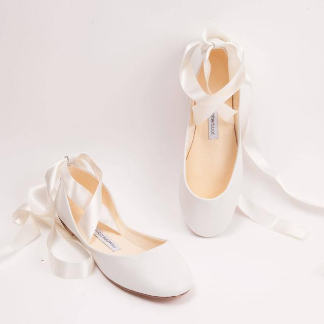 a0eb331df5a95 Best Wedding Shoes - White Ballerina Flats for sale in Scarborough, Ontario  for 2019