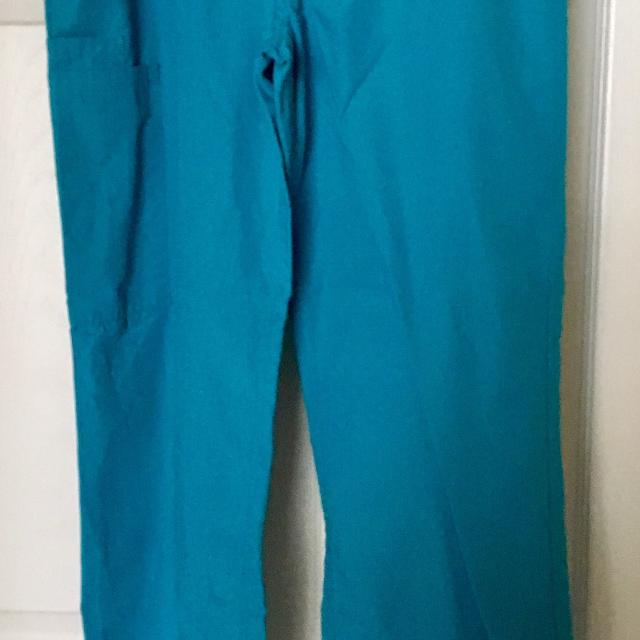 8f39ff0c1f7 Best Cherokee Drawstring Scrub Pants, Teal, Size Xxs for sale in  Wilmington, North Carolina for 2019