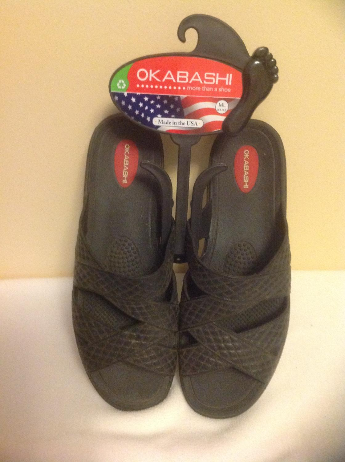 4da69aca1074ae Find more Reduced ~ New Okabashi Women s Sandals for sale at up to 90% off