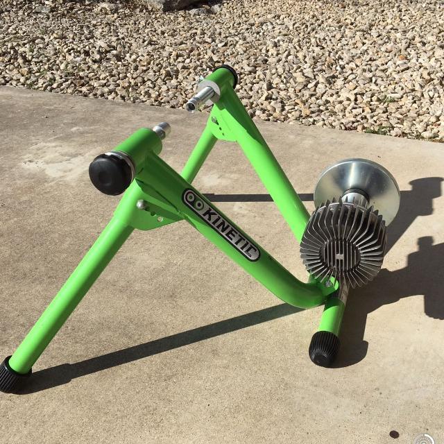 Kinetic Bike Trainer >> Best Kinetic Road Machine Fluid Bike Trainer For Sale In Kerrville